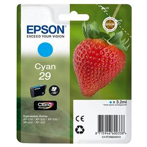 EPSON 29 / T2982 cyan Tintenpatrone