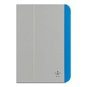belkin Slim Style Tablet-H uuml lle f uuml r Apple iPad mini 1 2 3 grau, blau