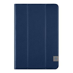 belkin Tri Fold Tablet-H uuml lle f uuml r Apple iPad mini 1 2 3 4 blau