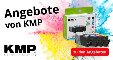Tinten-Angebote von KMP