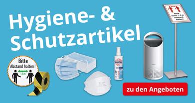 Hygiene- und Schutzartikel