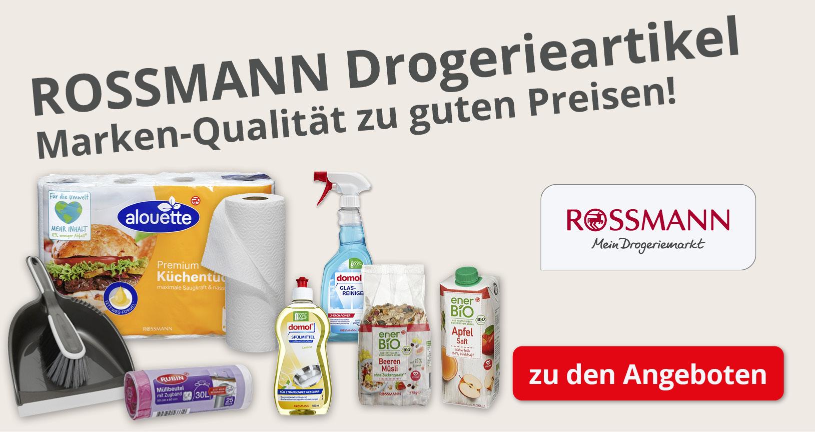 Produkte von Rossmann
